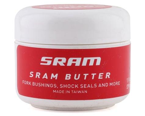 SRAM Butter Grease (For Fork Bushings, Shock Seals, Hub Pawls, Etc.) (Tub) (1oz)