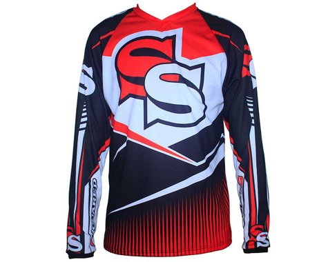 SSquared Practice Jersey (Red) (Kids L)