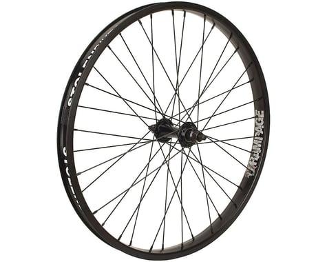 """Stolen Rampage 22"""" Front Wheel (Black) (22 x 1.75)"""