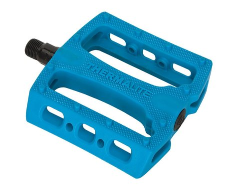 """Stolen Thermalite PC Pedals (Bright Blue) (9/16"""")"""