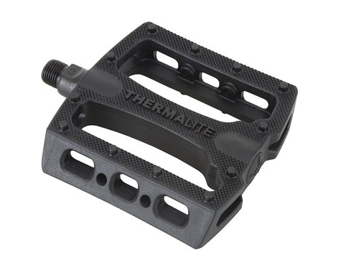 "Stolen Thermalite PC Pedals (Black) (1/2"")"