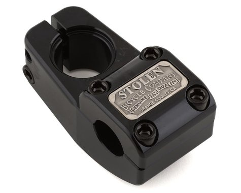 Stolen Block Stem (Silver/Black) (50mm)