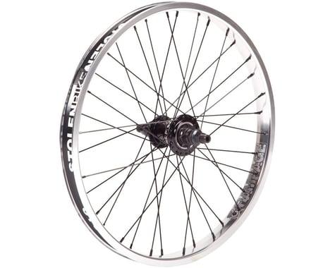 Stolen Rampage Freecoaster Wheel (Black/Polished) (20 x 1.75)