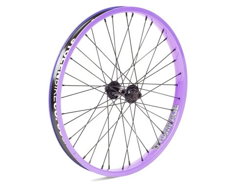 Stolen Rampage FA Front Wheel (Lavender) (20 x 1.75)