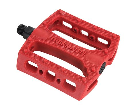 """Stolen Thermalite PC Pedals (Red) (9/16"""")"""