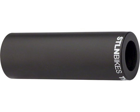 "Stolen Silencer/Fiction Troop Thermalite Peg Sleeve (Black) (1) (4.4"")"