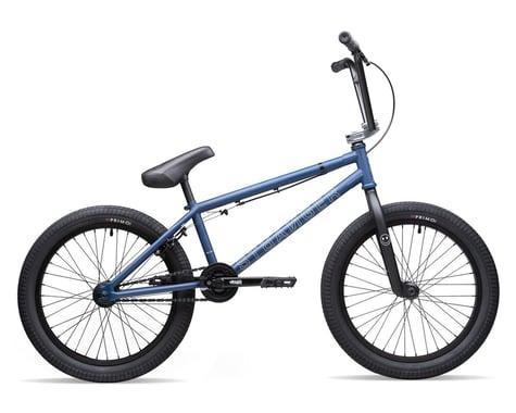 """Stranger 2021 Level CS BMX Bike (20.75"""" Toptube) (Matte Navy Blue)"""
