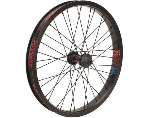 Stranger Crux XL Front Wheel (Black) (20 x 1.75)