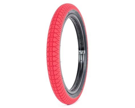 """Subrosa Designer Tire (Matt Ray) (Red/Black) (2.4"""") (20"""" / 406 ISO)"""