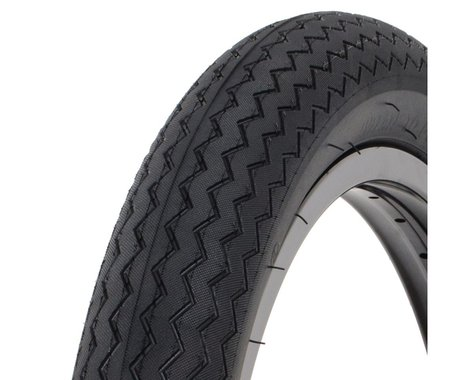 "Subrosa Sawtooth Tire (Black) (2.35"") (20"" / 406 ISO)"