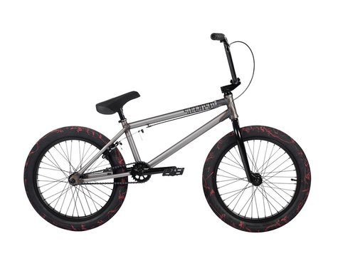 "Subrosa 2021 Salvador BMX Bike (20.5"" Toptube) (Matte Raw)"