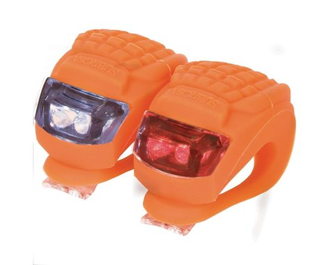 Subrosa Combat Lights (Front and Rear) (Orange)