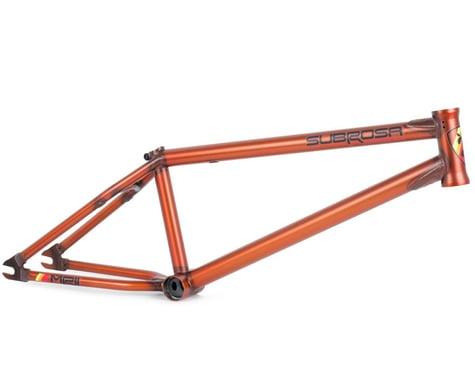 "Subrosa MR2 Frame (Matt Ray) (Matte Trans Orange) (20.5"")"