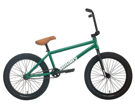 """Sunday 2022 Forecaster BMX Bike (Alec Siemon) (20.75"""" Toptube) (Hunter Green)"""