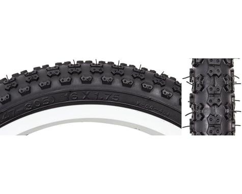 "Sunlite MX3 BMX Tire (Black) (1.75"") (16"" / 305 ISO)"