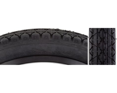 "Sunlite Cruiser CST241 Tire (Black) (2.125"") (20"" / 406 ISO)"