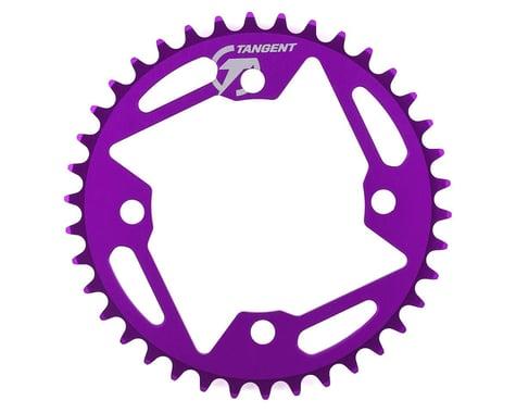 Tangent Halo 4-Bolt Chainring (Purple) (38T)