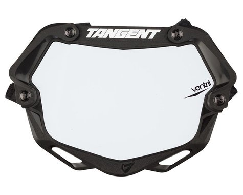Tangent 3D Ventril Plate (Black) (S)