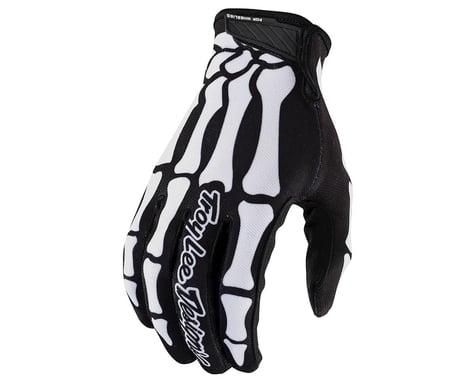 Troy Lee Designs Air Gloves (Skully Black) (S)