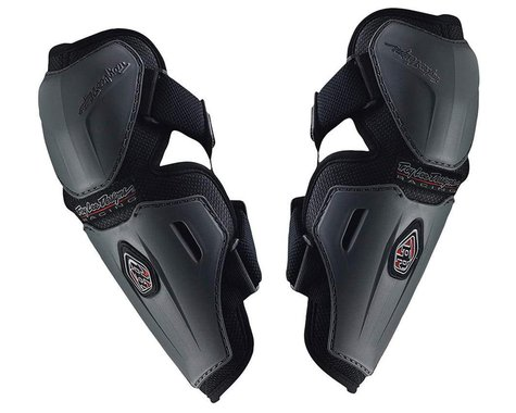 Troy Lee Designs Youth Elbow Guards (Grey) (Universal Youth)