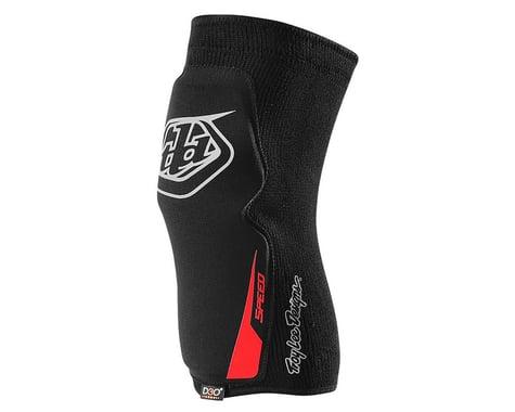 Troy Lee Designs Speed Knee Pad Sleeve (Black) (XS/S)