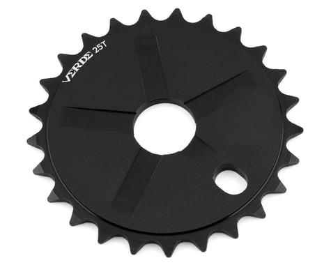 Verde Regent Disc Sprocket (Black) (25T)