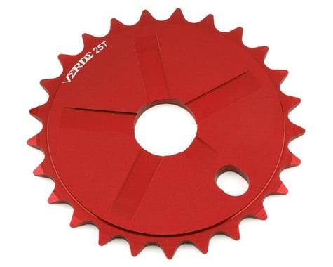 Verde Regent Disc Sprocket (Red) (25T)