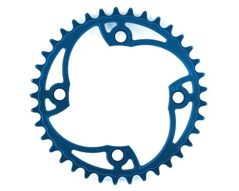 Von Sothen Racing 4-Bolt Pro Chainring (Blue) (37T)