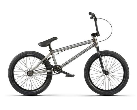"We The People 2021 Nova BMX Bike (20.5"" Toptube) (Matte Raw)"