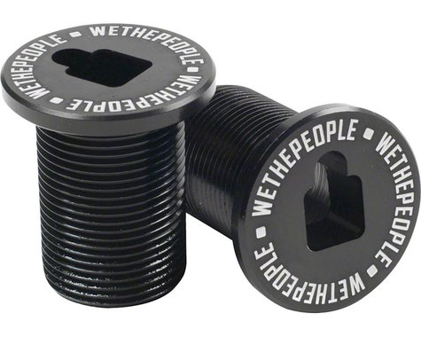 We The People Utopia Headset Top Bolt (Black) (24x1.5mm Thread)