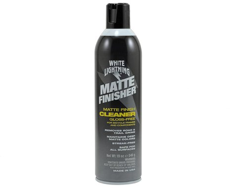 White Lightning Matte Finisher (Aerosol) (19oz)