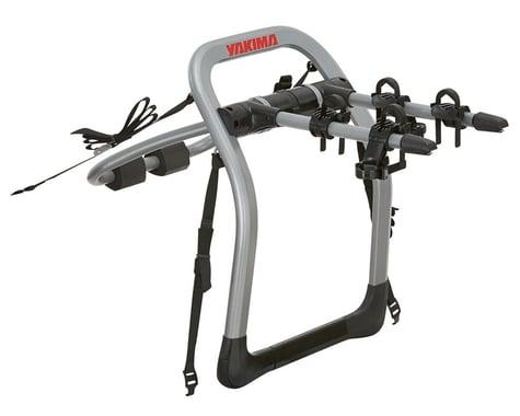 SCRATCH & DENT: Yakima HalfBack Trunk Bike Rack (Silver) (2 Bikes)